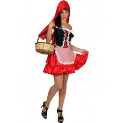 Disfraz Caperucita Roja - Stamco - Chiber - Disfraces Josmen S.L.