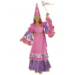Disfraz Hada Rosa