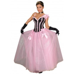 Disfraz Princesa Bicolor - Stamco - Chiber - Disfraces Josmen S.L.