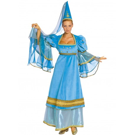 Disfraz Princesa Medieval - Stamco - Chiber - Disfraces Josmen S.L.