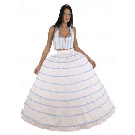 Disfraz Enagua con Aro - Stamco - Chiber - Disfraces Josmen S.L.
