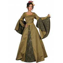 Disfraz Dama Castellana - Stamco - Chiber - Disfraces Josmen S.L.