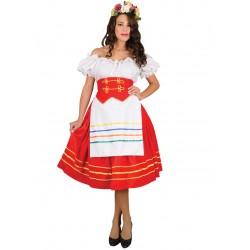 Disfraz Mujer Cosaca - Stamco - Chiber - Disfraces Josmen S.L.