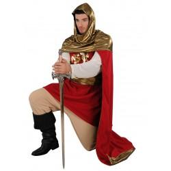Disfraz Arturo de Inglaterra - Stamco - Chiber - Disfraces Josmen S.L.