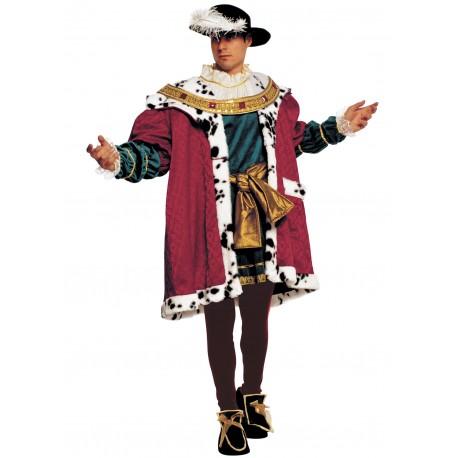 Disfraz Enrique VIII - Stamco - Chiber - Disfraces Josmen S.L.