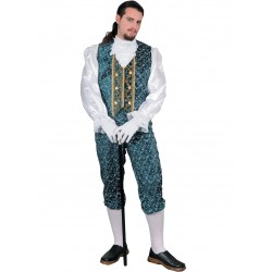 Disfraz Conde Louigi - Stamco - Chiber - Disfraces Josmen S.L.