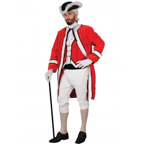 Disfraz Rey Luis XVI - Stamco - Chiber - Disfraces Josmen S.L.