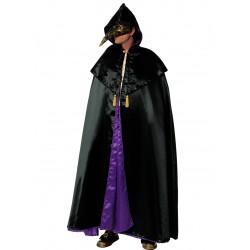 Disfraz Capa Domino Negro - Stamco - Chiber - Disfraces Josmen S.L.