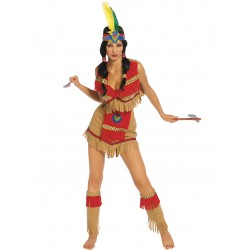 Disfraz India Apache - Stamco - Chiber - Disfraces Josmen S.L.