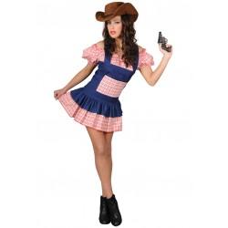 Disfraz Chica Saloon Sexy - Stamco - Chiber - Disfraces Josmen S.L.