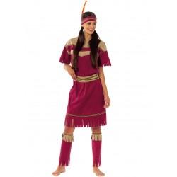 Disfraz India Burdeos - Stamco - Chiber - Disfraces Josmen S.L.