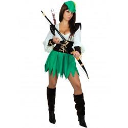 Disfraz Robin Hood Mujer - Stamco - Chiber - Disfraces Josmen S.L.