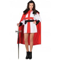 Disfraz Cruzado Medieval Mujer - Stamco - Chiber - Disfraces Josmen S.L.