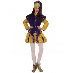 Disfraz Elfa Purpura - Stamco - Chiber - Disfraces Josmen S.L.
