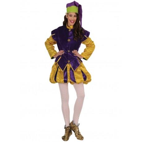 disfraz elfa purpura - Disfraz De Elfa