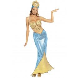 Disfraz Sirena Turquesa - Stamco - Chiber - Disfraces Josmen S.L.