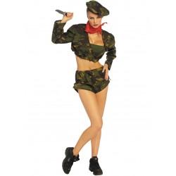 Disfraz Comando Corto - Stamco - Chiber - Disfraces Josmen S.L.