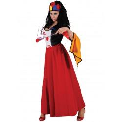 Disfraz Dama de Corazones - Stamco - Chiber - Disfraces Josmen S.L.