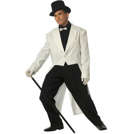 Disfraz Esmoquin Blanco - Stamco - Chiber - Disfraces Josmen S.L.