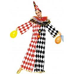 Disfraz Arlequin Tricolor - Stamco - Chiber - Disfraces Josmen S.L.