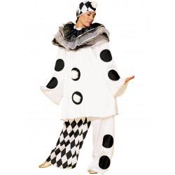 Disfraz Pierrot Blanc