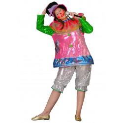 Disfraz Payasa Remolacha - Stamco - Chiber - Disfraces Josmen S.L.