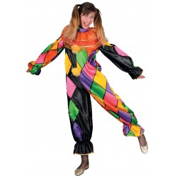 Disfraz Arlequin Negro - Stamco - Chiber - Disfraces Josmen S.L.