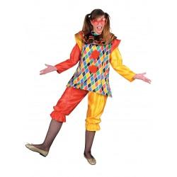Disfraz Arlequín Multicolor