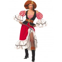 Disfraz Mujer Corsario - Stamco - Chiber - Disfraces Josmen S.L.