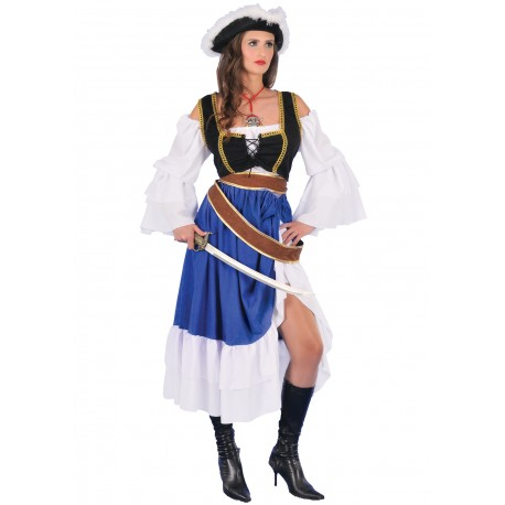 Disfraz Pirata Mary - Stamco - Chiber - Disfraces Josmen S.L.