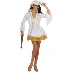 Disfraz Pirata White - Stamco - Chiber - Disfraces Josmen S.L.