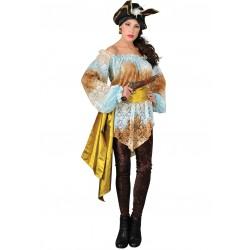 Disfraz Mujer Pirata Elsa - Stamco - Chiber - Disfraces Josmen S.L.