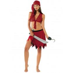 Disfraz Mujer Pirata Anne - Stamco - Chiber - Disfraces Josmen S.L.