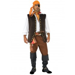 Disfraz Pirata Pier - Stamco - Chiber - Disfraces Josmen S.L.