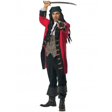 Disfraz Capitan Hook - Stamco - Chiber - Disfraces Josmen S.L.