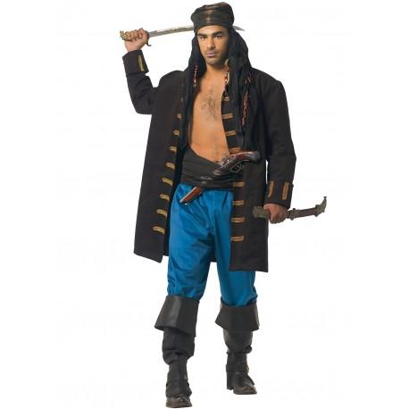 Disfraz Pirata del Caribe Jack - Stamco - Chiber - Disfraces Josmen S.L.
