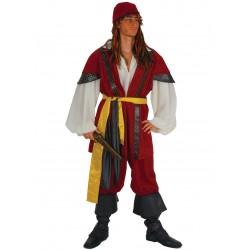 Disfraz Pirata Edward - Stamco - Chiber - Disfraces Josmen S.L.