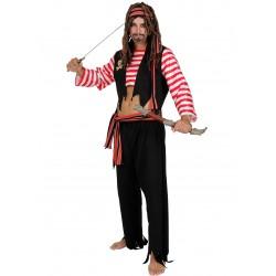 Disfraz Pirata John - Stamco - Chiber - Disfraces Josmen S.L.