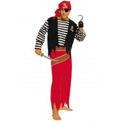 Disfraz Pirata Filibustero - Stamco - Chiber - Disfraces Josmen S.L.