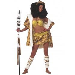 Disfraz Mujer Zulu - Stamco - Chiber - Disfraces Josmen S.L.