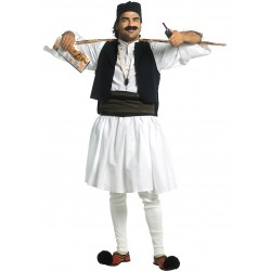 Disfraz Tradicional Griego - Stamco - Chiber - Disfraces Josmen S.L.