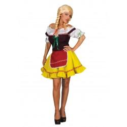 Disfraz Oktoberfest Lisbeth - Stamco - Chiber - Disfraces Josmen S.L.