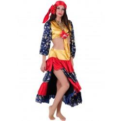 Disfraz Reina Gitana - Stamco - Chiber - Disfraces Josmen S.L.