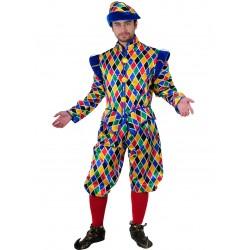 Disfraz Arlequín Colorido - Stamco - Chiber - Disfraces Josmen S.L.