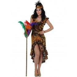 Disfraz Reina de África - Stamco - Chiber - Disfraces Josmen S.L.