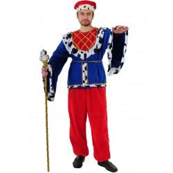 Disfraz Rey Edad Media - Stamco - Chiber - Disfraces Josmen S.L.