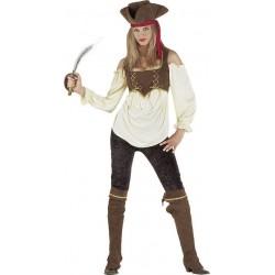 Disfraz Mujer Pirata del Caribe - Stamco - Chiber - Disfraces Josmen S.L.