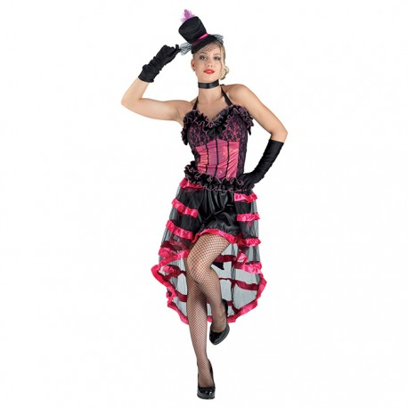 Disfraz Moulin Rouge para Mujer - Stamco - Chiber - Disfraces Josmen S.L.