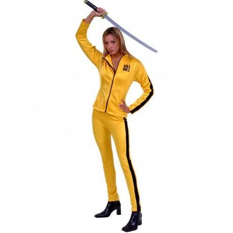 Disfraz Kill Bill Mujer Adulta - Stamco - Chiber - Disfraces Josmen S.L.