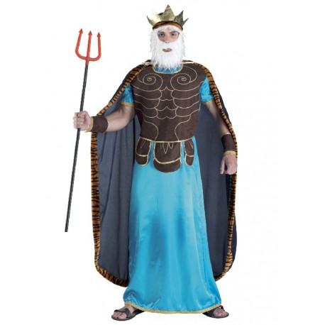 Disfraz Poseidón Adulto - Stamco - Chiber - Disfraces Josmen S.L.